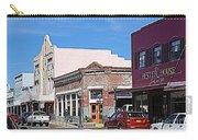 Main Street In Silver City Nm Carry-all Pouch
