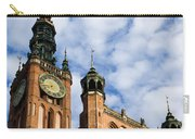 Main Town Hall In Gdansk Carry-all Pouch
