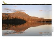 maine 25 Baxter State Park Mt. Khatahdin Reflection in Daicey Pond Carry-all Pouch