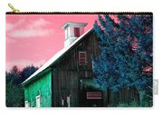 Maine Barn Carry-all Pouch by Marie Jamieson