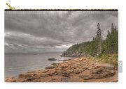 Maine Coastline. Acadia National Park Carry-all Pouch
