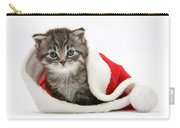 Maine Coon Kitten Carry-all Pouch