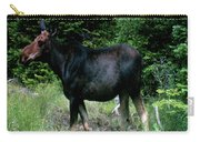 Maine Moose Carry-all Pouch