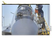 Maintainers Prepare A Sukhoi Su-30 Carry-all Pouch