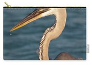 Majestic Great Blue Heron Carry-all Pouch