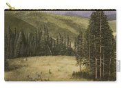 Majesty In The Rockies Carry-all Pouch