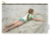 Making A Sand Angel Carry-all Pouch