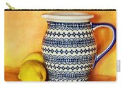 Making Lemonade Carry-all Pouch