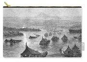 Malaya: Perak River, 1876 Carry-all Pouch