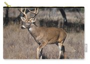 Male White-tailed Deer Carry-all Pouch