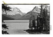 Maligne Lake Carry-all Pouch