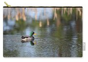 Mallard - Duck - Lonely Guy Carry-all Pouch