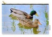 Mallard Couple Carry-all Pouch