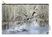 Mallard Duck Flying Carry-all Pouch