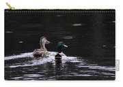 Mallards - Like Walking In The Rain Carry-all Pouch