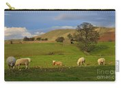 Mallerstang Dale In Cumbria Uk Carry-all Pouch