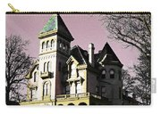 Mallory-neely Victorian Village Memphis Carry-all Pouch