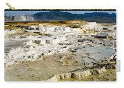 Mammoth Hot Springs Terraces Carry-all Pouch