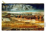 Mammoth Terrace - Yellowstone Carry-all Pouch