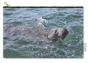 Manatee At Ponce Inlet Carry-all Pouch