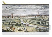 Manchester, England, 1740 Carry-all Pouch