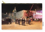 Manger Square At Night Carry-all Pouch