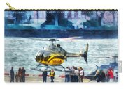 Manhattan Heliport Carry-all Pouch