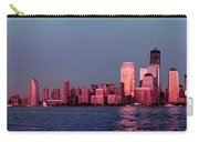 Manhattan In Pink Carry-all Pouch