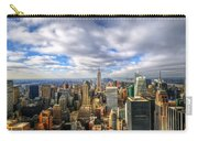 Manhattan05 Carry-all Pouch by Svetlana Sewell