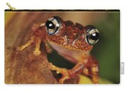 Mantellid Frog Boophis Tephraeomystax Carry-all Pouch