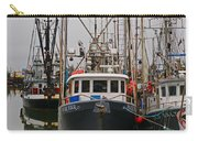 Many Fish Boats Carry-all Pouch