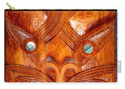 Maori Mask One Carry-all Pouch