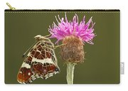Map Butterfly Araschnia Levana Carry-all Pouch