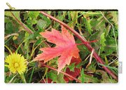 Maple Leaf Forever Carry-all Pouch