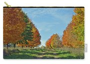 Maple Tree Lane Carry-all Pouch