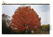 Maples In The Meadow Carry-all Pouch