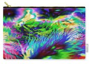 Marabou Dreams Carry-all Pouch