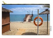 Marbella Beach In Spain Carry-all Pouch