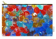 Marble Collection Abstract Carry-all Pouch