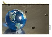 Marble Earth 1 B Carry-all Pouch