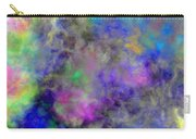Marbled Clouds Carry-all Pouch