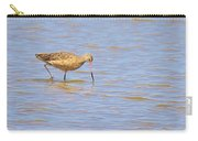 Marbled Godwit Searching For Food Carry-all Pouch