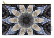 Marbled Mandala - Abstract Art Carry-all Pouch