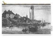 Marblehead: Fishing Boats Carry-all Pouch