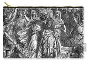 Marc Antony & Cleopatra Carry-all Pouch by Granger