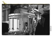 Marching Band Drummer Boy Bw Carry-all Pouch