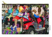 Mardi Gras Clowning Carry-all Pouch