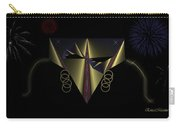Mardi Gras Mask 2 Carry-all Pouch