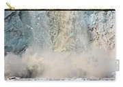 Margerie Glacier Calving Carry-all Pouch