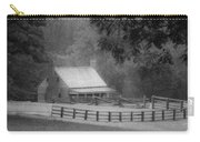 Mariah Wright House Appomattox Virginia Carry-all Pouch